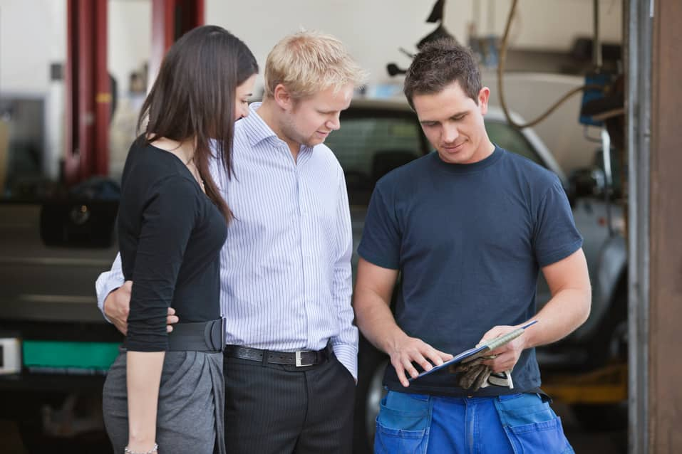 Tips for Buying a Used Car-mechanic