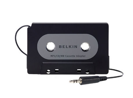 5-Car-Accessories-You Didnt-Know-You Needed-belkin-cassette-adaptor