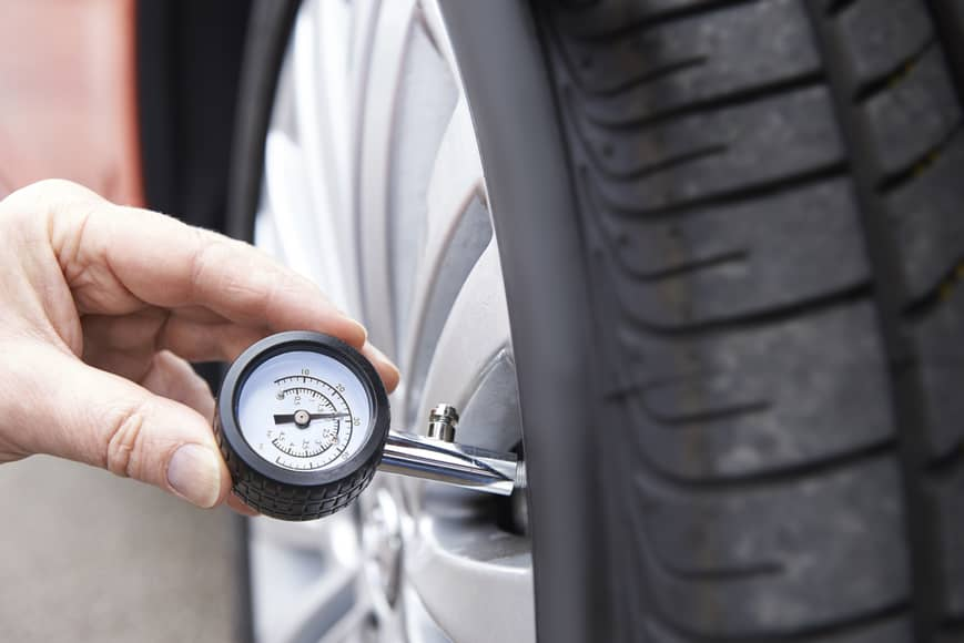 5 Common Car Maintenance Mistakes You Should Avoid-tyre-pressure